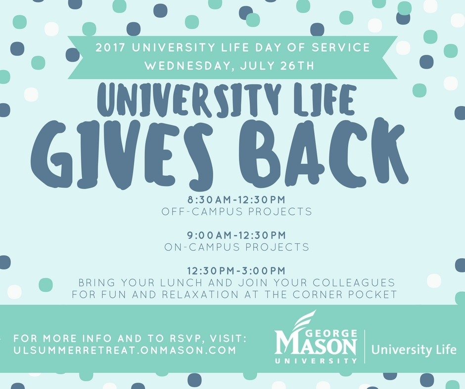 UL Gives Back 2017 graphic